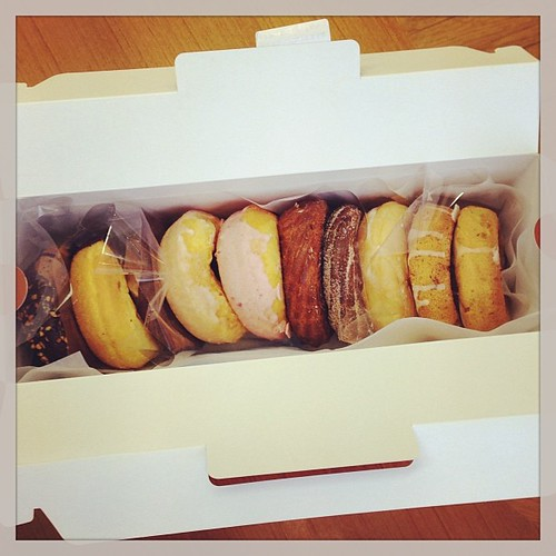 #sweet  #donuts