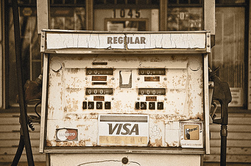 Regular Visa by petetaylor