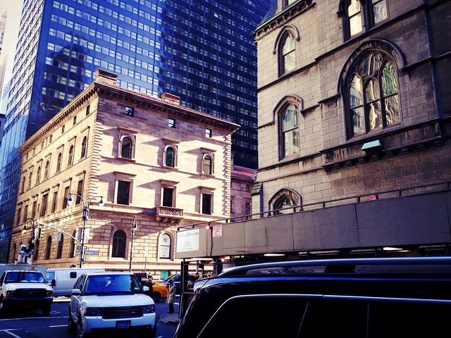 The Palace Hotel Madison Avenue New York