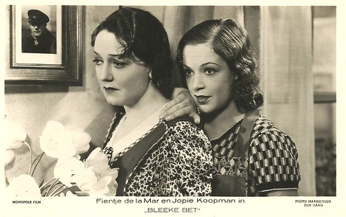Fien de la Mar & Jopie Koopman in Bleeke Bet