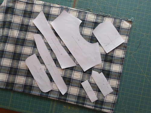 Flannel Shirt Sew-A-Long