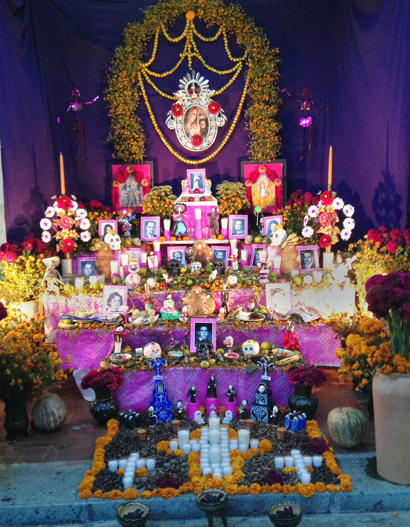 Oaxaca Day of the Dead, 2013