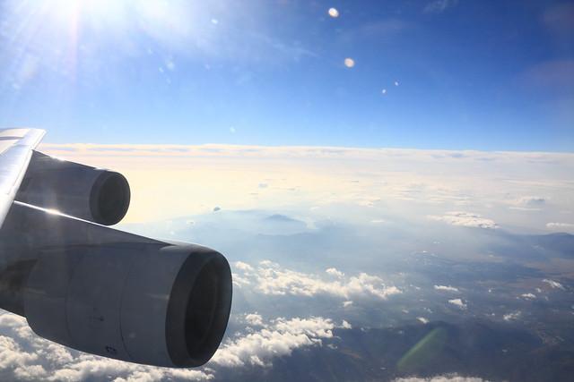 Boeing 747 to HIJ(Last Flight)