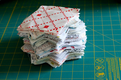 Stack of Squares
