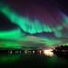Night in Tromsø by John A.Hemmingsen
