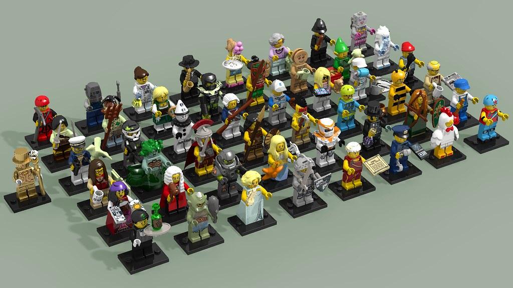LDD 4.3.8 - Page 2 - LEGO Digital Designer and other digital tools ...