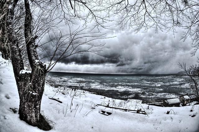 写真_冬 日本海