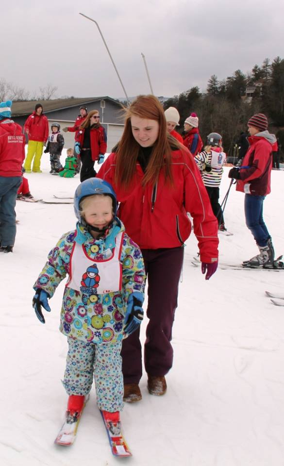 Family Fun - skiing and snow tubing for all ages!