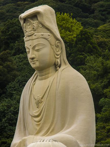 Diosa Kannon - Kioto