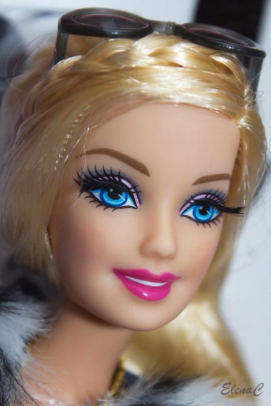 Mundo Encantado Da Barbie Imagens Reais Barbie Glamour