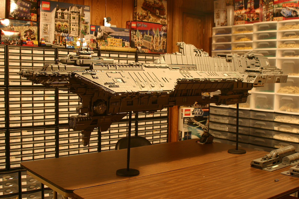 From Game to Lego - The BrikWars Forums