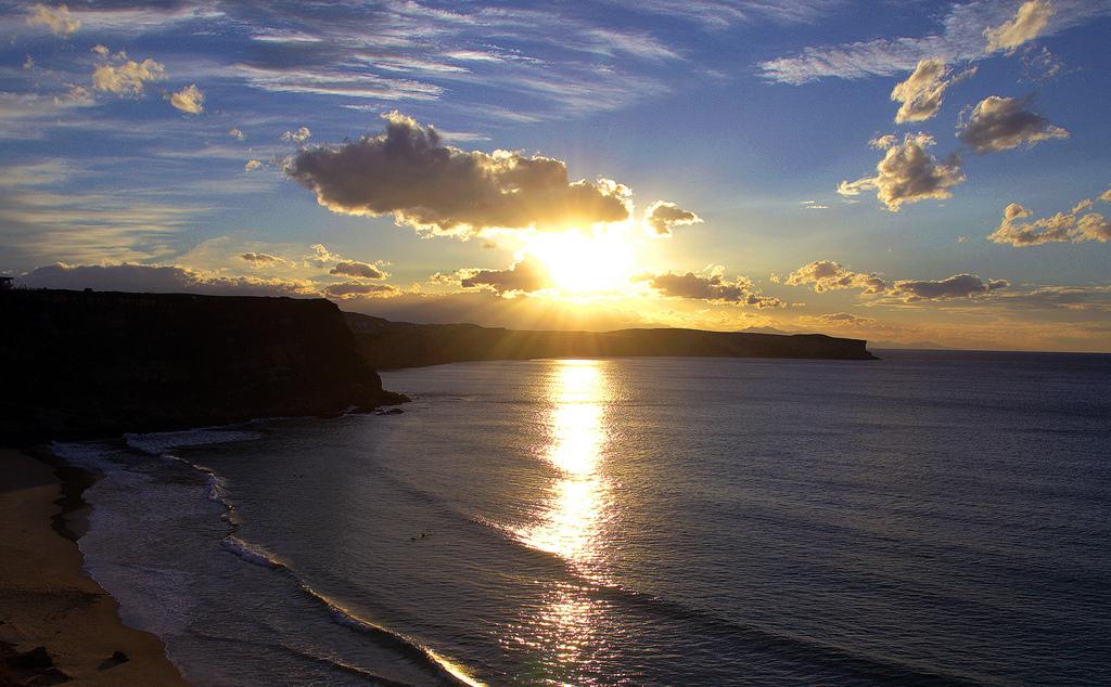 10. Puesta de sol en Suances. Autor, Druidabruxux