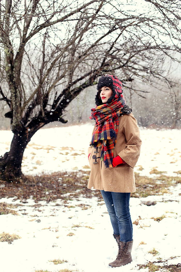 Where Is The Nearest Gas Station To Me >> Winter Wear: Country Getaway - Keiko Lynn