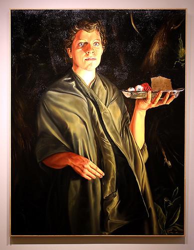 St Lucy by Matthew Adleberg