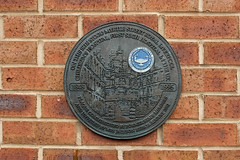 Photo of Black plaque number 30390