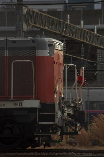 Tokyo Train Story DE10 2014年1月26日