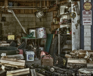 The Average Nevada City Garage (Explored)