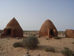 Marruecos. Abteh. Tatooine, de una película Star Wars
