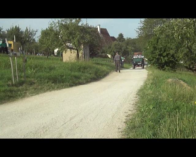 video Oldtimertreffen Beuren 2013 - classic tractors, Unimog and cars