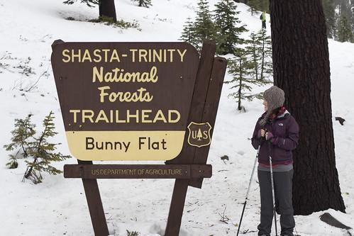 Bunny Flat Trailhead