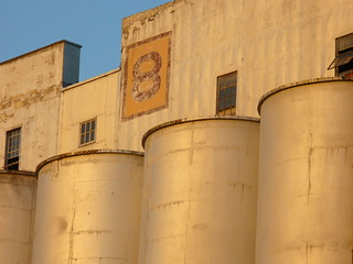 Riverside Grain - closeup