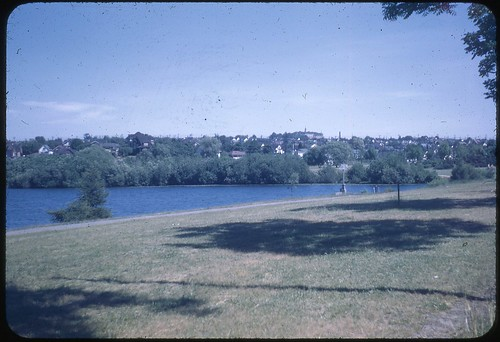 Green Lake, Seattle, 1946