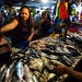 Fish Vendor at the Leganes Public Market by benchorizo