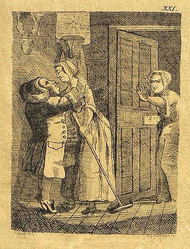 007- Principes De Caricature…-1800-Francois Grose- Staatsbibliothek zu Berlin