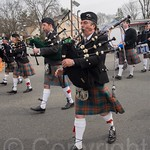2014 Bergen County St. Patrick`s Day Parade, Bergenfield, New Jersey