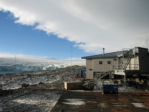 Radionuclide Station RN73 Palmer Station Antarctica