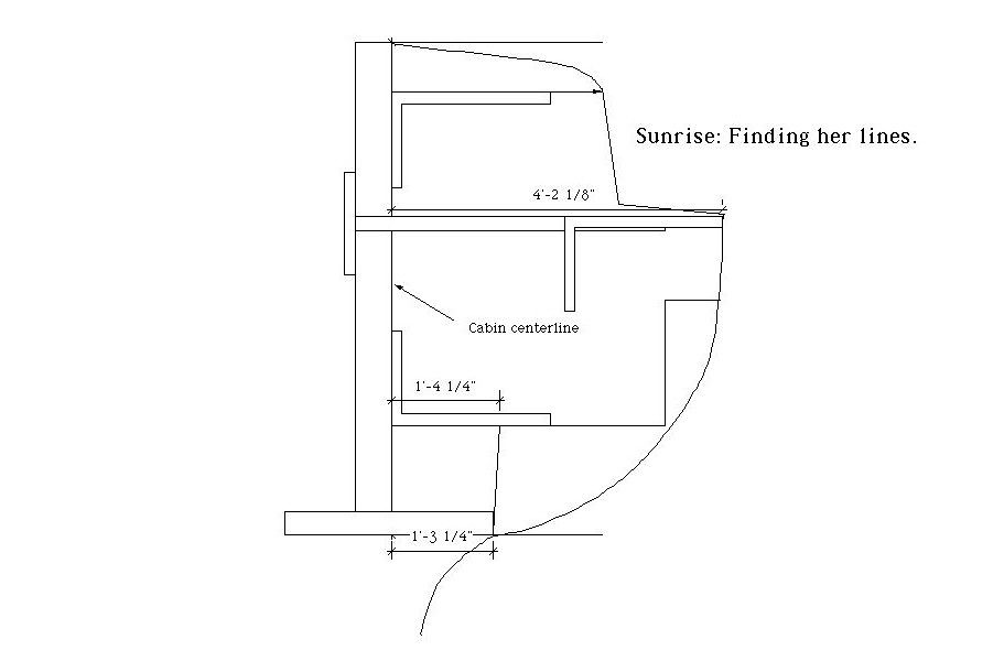 Advice on redesigning cabin layout - SailNet Community
