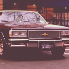 Found this gem I never got around to posting #yeabuddy #nyc #chevy