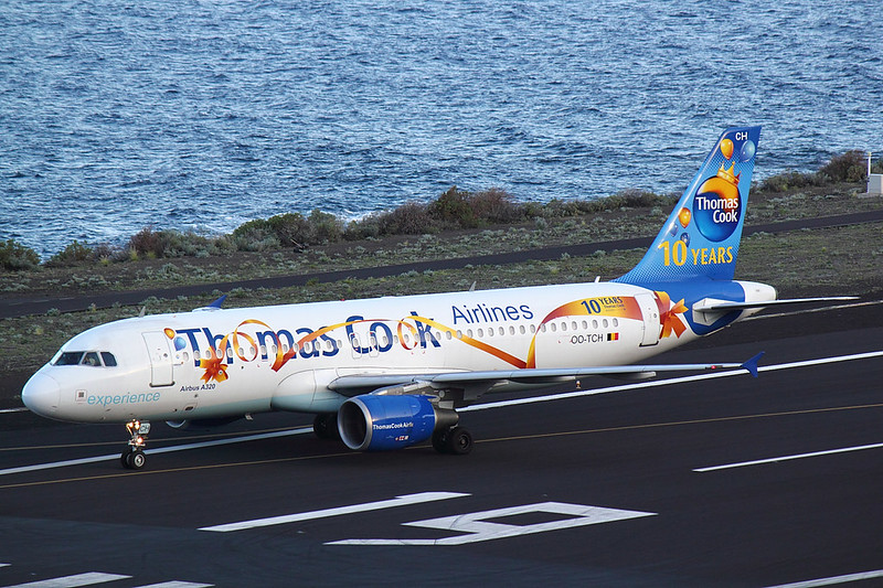 Thomas Cook - A320 - OO-TCH (1)