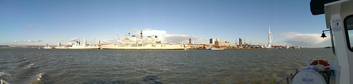 Harbour Tour panorama