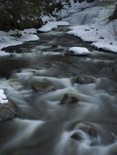 Beecher Creek Falls, Edinburg, N.Y.