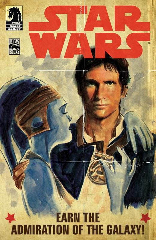 'Star Wars: Rebel Heist #1' Matt Kindt regular cover