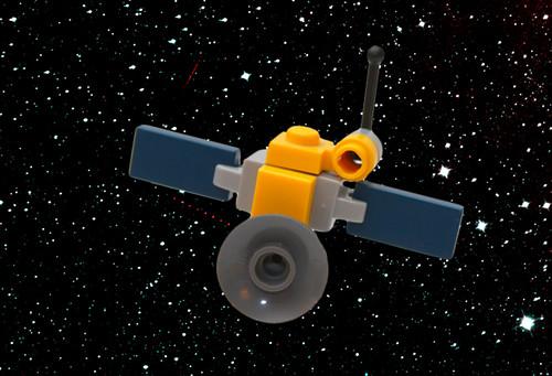 New flickr group: LEGO Astronautics