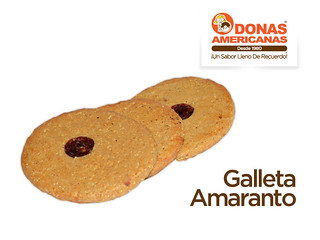 Galleta Amaranto | by donas_americanas