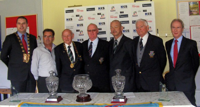 Fourth Irish International Open Officially Launched