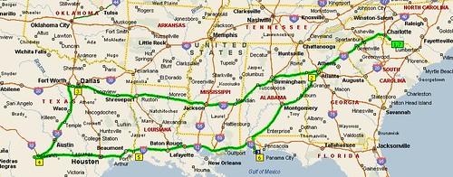 Texas Road Trip 2013