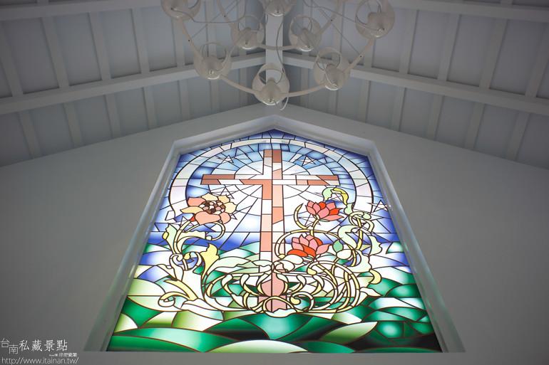 台南私藏景點--白色教堂 (4)
