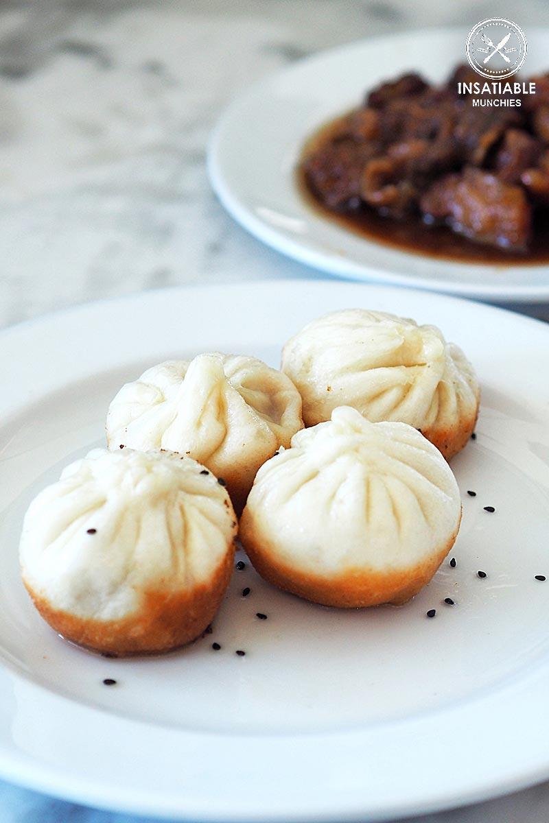 New Shanghai, Bondi: Sydney Food Blog Review: New shanghai pan fried pork bun, $6