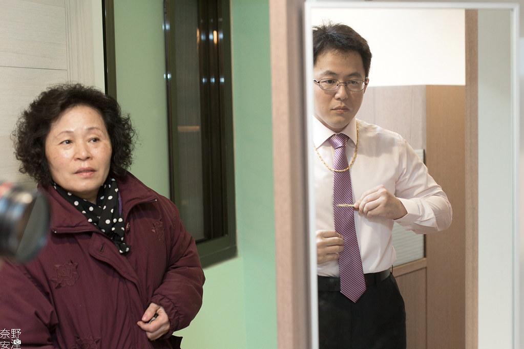 台南婚攝-繼中&佳芸-迎娶午宴 X 東東宴會式場-東嬿廳 (4)