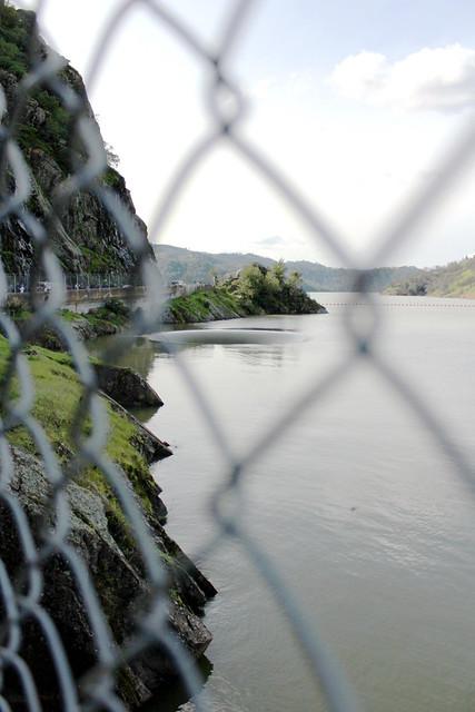 Lake Berryessa Spillway