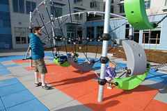 Hopelink Shoreline Center Playground