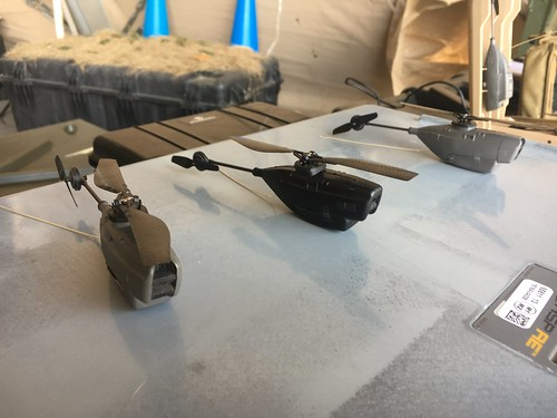 Micro UAVs currently going into service with ADF