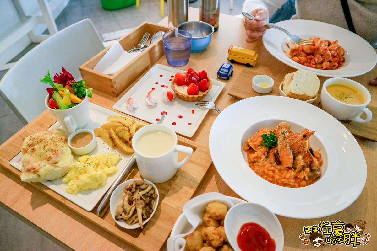 台中叉子親子餐廳-41