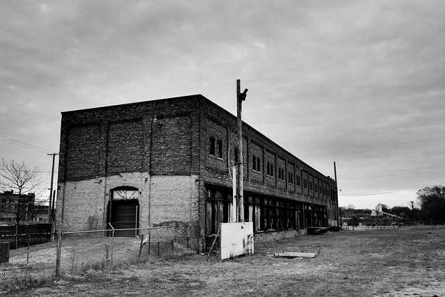 Former C&NW Freight House - Rockford, IL