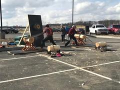 16 DT lumberjack demo
