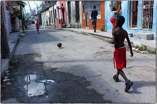 Fùtbol , Havana, February 12, 2017